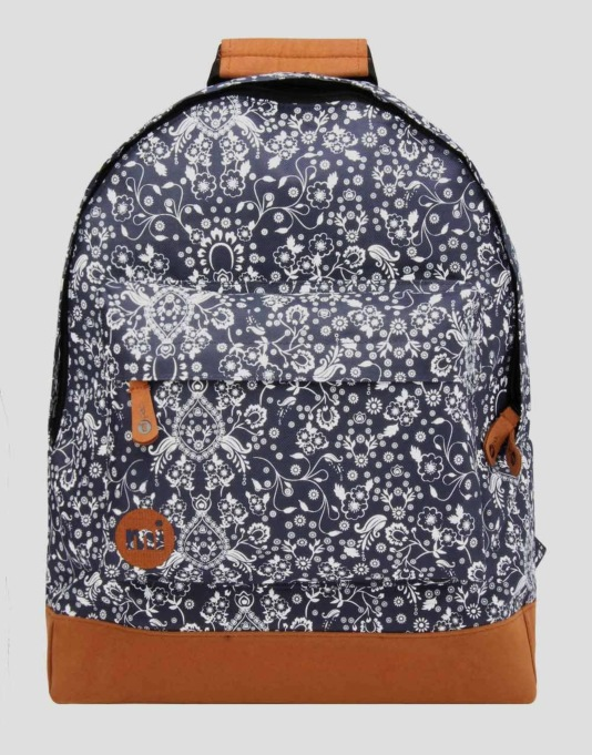 Mi-Pac Delft Crockery Backpack - Navy