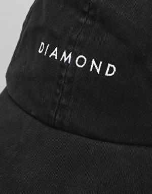 Diamond Supply Co. Sports Cap - Black