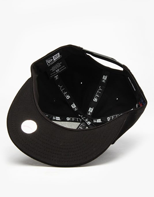 New Era 9Fifty MLB Chicago White Sox Snapback Cap - Black/White