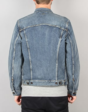 Levi's Skateboarding Type 2 Trucker Jacket - Battery