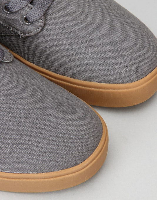 Etnies Jameson 2 ECO Skate Shoes - Grey/Grey