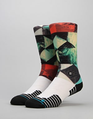 Stance Wonderburst Fusion Athletic Socks - Multi