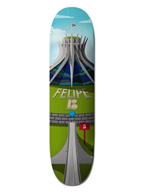 Plan B Felipe Cathedral Pro.Spec Pro Deck - 8