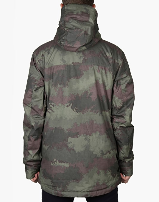 Burton Covert 2016 Snowboard Jacket - Oil Camo