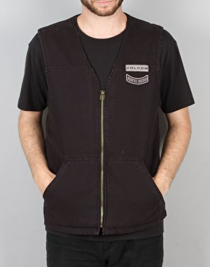 Volcom x Antihero Ride Vest - Black