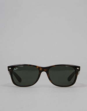 Ray-Ban New Wayfarer Sunglasses - Tortoiseshell  RB2132 902L 55
