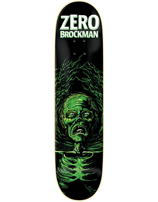 Zero Brockman Apocalypse Impact Light Pro Deck - 8""