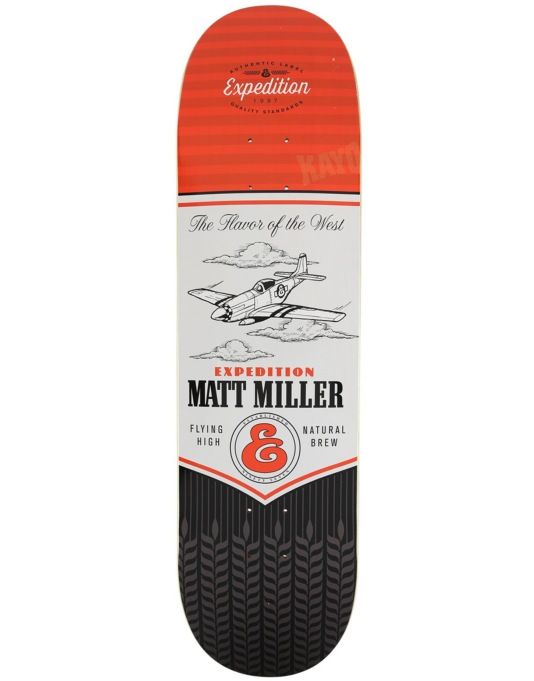 Expedition One Miller Premium Pro Deck - 8.25""