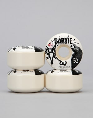 Bones Bartie Crows V1 STF Pro Wheel - 52mm