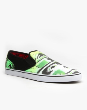 Emerica x Mouse Provost Cruiser Slip UK Exclusive Skate Shoe -  High