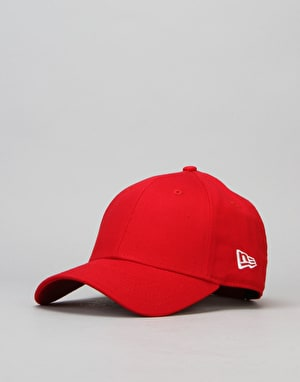 New Era 9Forty Flag Collection Cap - Scarlet/White