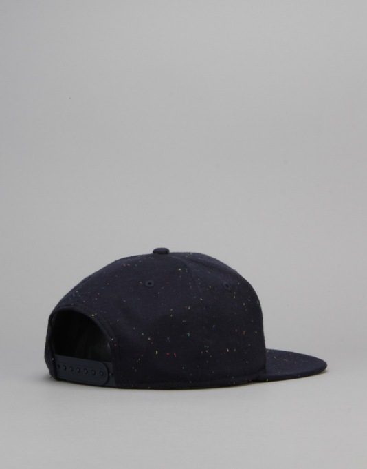 New Era MLB LA Dodgers Snap Speckle 9Fifty Snapback Cap - Navy
