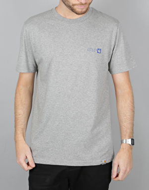 Isle x Carhartt Dimensions T-Shirt - Grey Heather