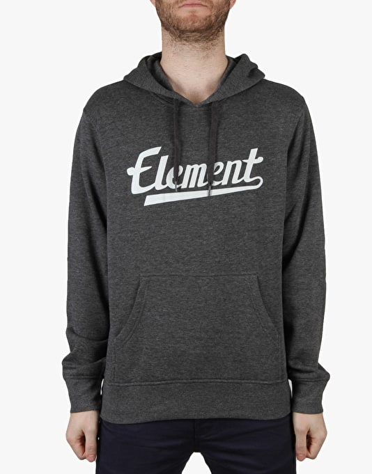 Element Signature Pullover Hoodie - Charcoal Heather