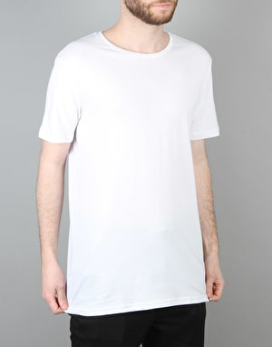 Globe 2 Pack T-Shirt - White