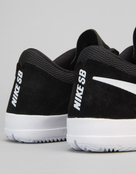 Nike SB Free SB Skate Shoes - Black/Black/White/White