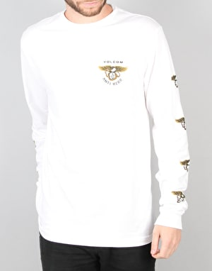 Volcom x Antihero Long L/S T-Shirt - White