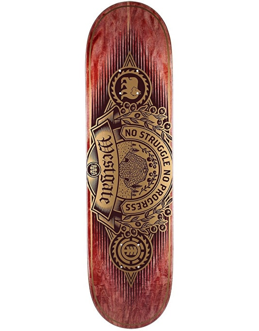 Element Westgate Carver Featherlight Pro Deck - 8.25""