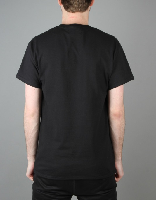 Route One Triple OG T-Shirt - Black