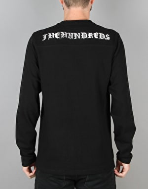 The Hundreds Rundown Jersey - Black