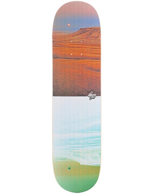 The Killing Floor Visionscape 1 Skateboard Deck - 8""