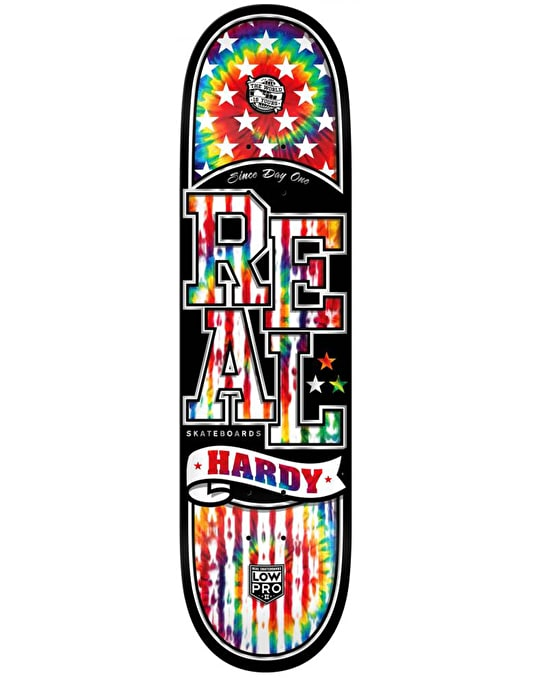 Real Hardy Easy Rider Low Pro II Pro Deck - 8.25""
