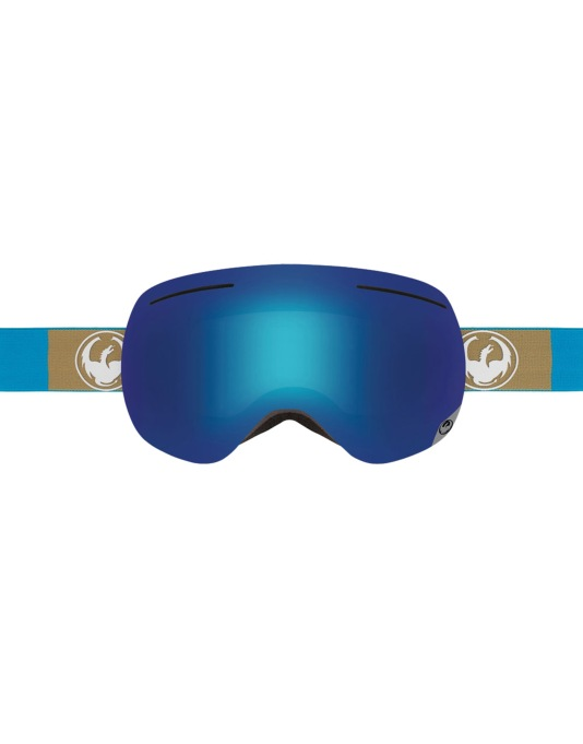 Dragon X1 2016 Snowboard Goggles - Stack/Blue Steal