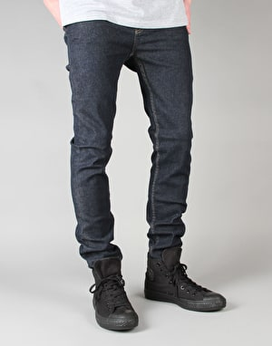 Cheap Monday Tight Skinny Jeans - Real Blue