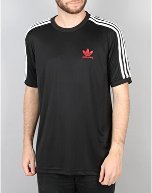 Adidas Clima Club Jersey - Black/White
