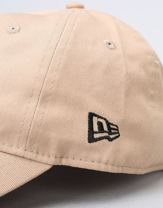 New Era 9Forty Unstructured Strapback Cap - Camel
