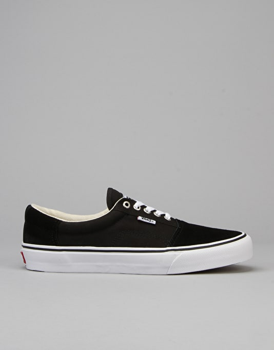 Vans Rowley (Solos) Skate Shoes - Black/White