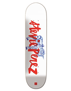Chocolate Perez Transportation Pro Deck - 8.25