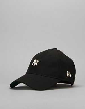 New Era 19Twenty MLB New York Yankees Classic Snapback Cap - Black