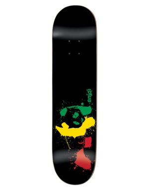 Enjoi Panda Splatter Team Deck - 7.5