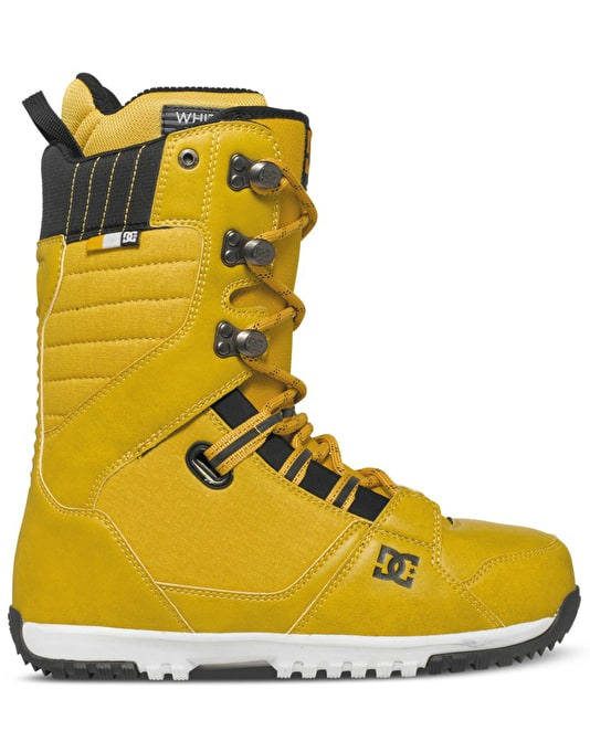 DC Mutiny 2016 Snowboard Boots - Gold