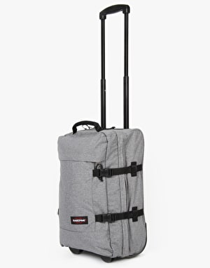 Eastpak Transverz Small Luggage Bag - Sunday Grey