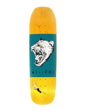 Welcome Tasmanian Angel on Banshee 86 Team Deck - 8.6