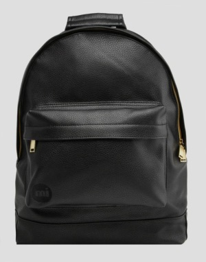 Mi-Pac Tumbled Backpack - Black