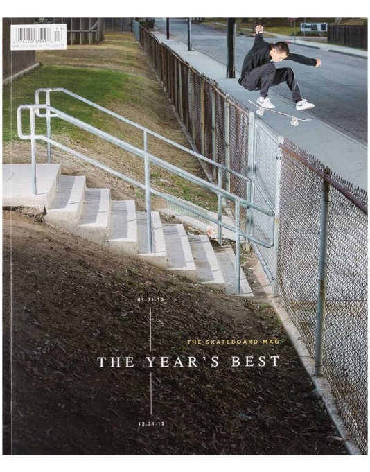 The Skateboard Mag Issue 144 March 2016