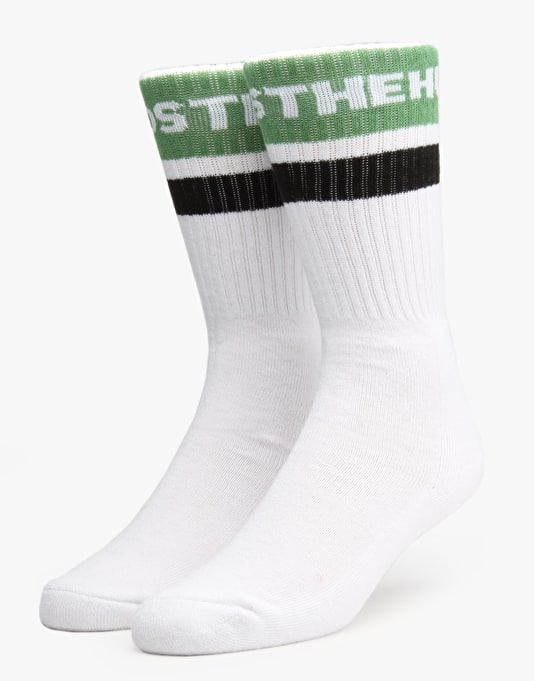The Hundreds Physical Socks - Black