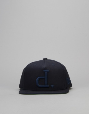 Diamond Supply Co. Un Polo Snapback Cap - Navy