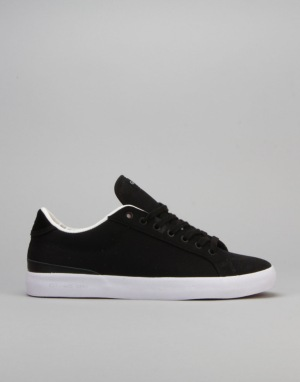 Globe Status Skate Shoes - Black/White