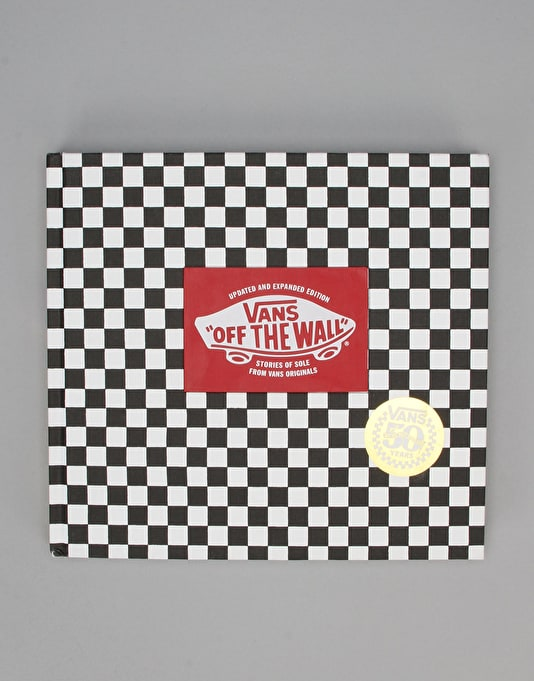 Vans Off The Wall 50th Anniversary Book