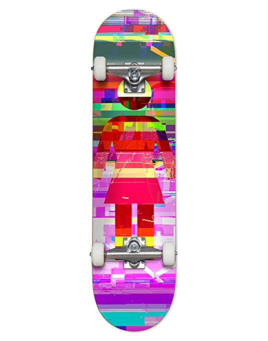 Girl Kennedy Glitch Mode Complete Skateboard - 8""