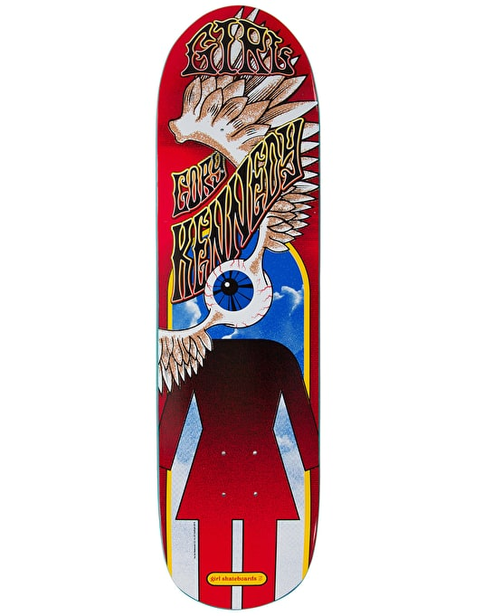 Girl Kennedy Fillmore Pro Deck - 8.5""
