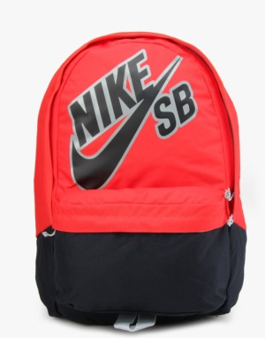 Nike SB Piedmont Backpack - Light Crimson/Dark Obsidian/Wolf Grey