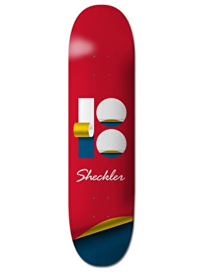 Plan B Sheckler Wrap Pro.Spec Pro Deck - 8.25