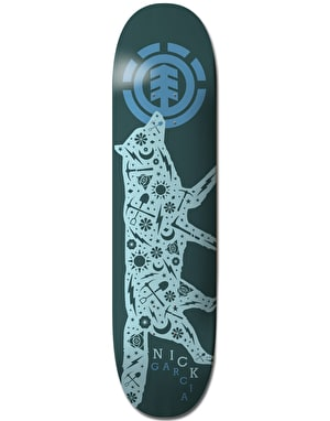 Element Garcia Beastmode Featherlight Pro Deck - 8