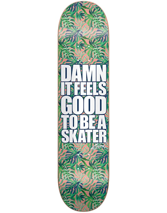 Blind Damn Plantlife Team Deck - 8""