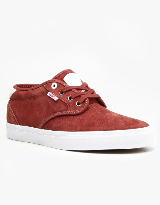 Vans x Real Skateboards Chima Estate Skate Shoes - Sable